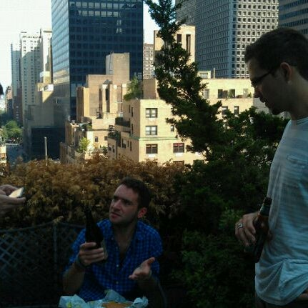 Photo taken at Lombardy Hotel by Robbie F. on 8/20/2011