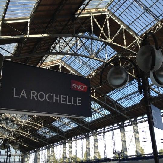 Gare sncf de la rochelle ville centre 39 de tren stasyonu - H m la rochelle adresse ...