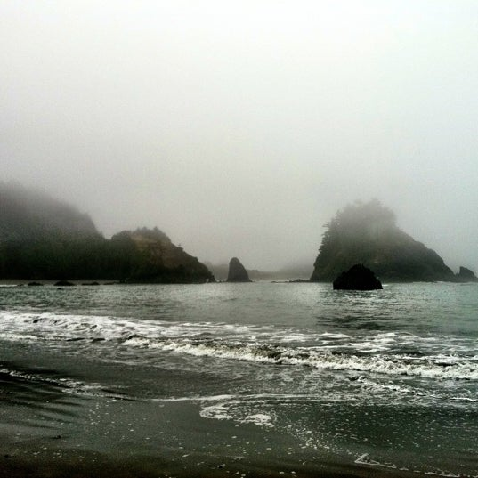 Photo taken at College Cove by Reed S. on 7/22/2011