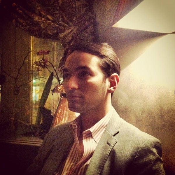 Photo taken at Bouley by Anna F. on 2/16/2012