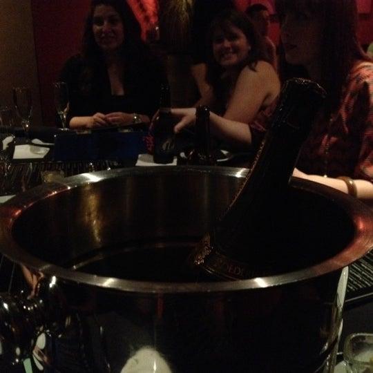 Photo taken at Jazz'd Tapas Bar by Amy B. on 3/4/2012