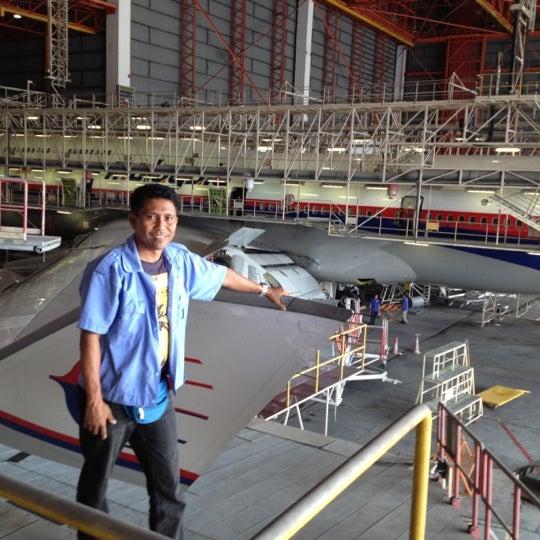 aircraft structural maintenance