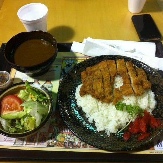 Photo taken at Mitsuwa Marketplace by Jadrian J. on 7/10/2012