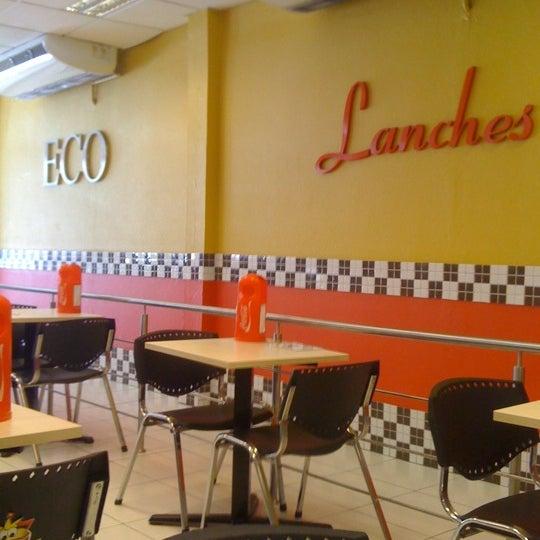 Foto tirada no(a) Eco Lanches por Gilberto gibataxipoa T. em 6/1/2012