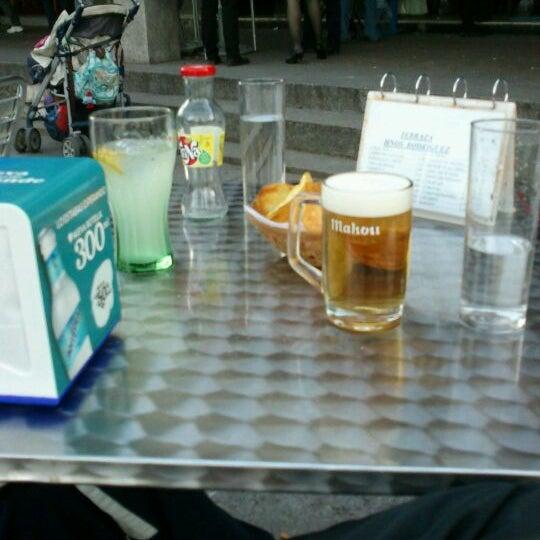 Bar hnos rodr guez restaurante espa ol en el pardo for Puerta 6 autodromo hermanos rodriguez ubicacion