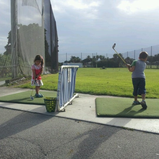 Photo taken at Palmetto Golf Course by Frank L. on 7/27/2012