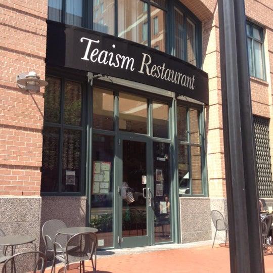 Teaism penn quarter tea room in penn quarter for Tea room design quarter