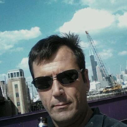Photo taken at Canal Street Marina by Russell H. on 3/21/2012