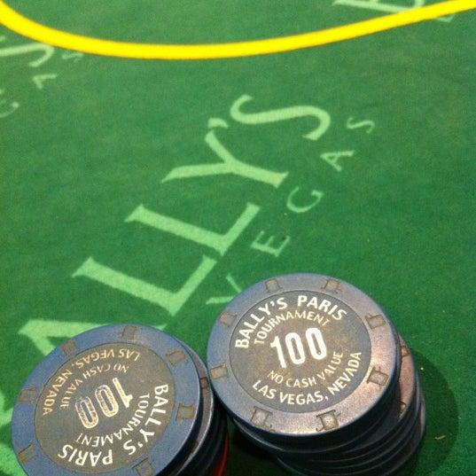 Poker bally's las vegas
