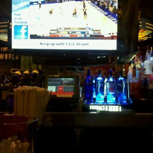 Photo Taken At TGI Fridays By Zachary H On 3 6 2012