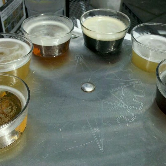 Photo taken at Fegley's Bethlehem Brew Works by Steve M. on 7/14/2012