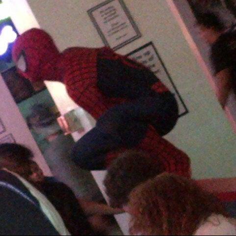 Снимок сделан в Autonation IMAX 3D Theater пользователем Will T. 7/3/2012