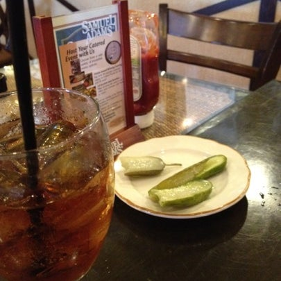 Photo taken at Pickles New York by Sam L. on 8/19/2012