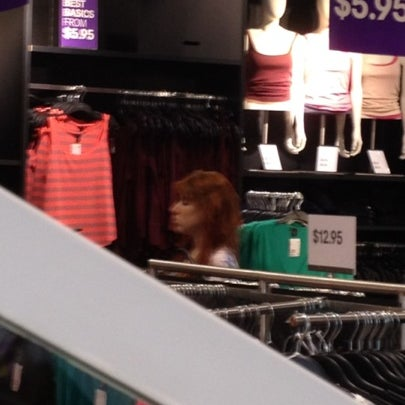 Photo taken at H&M by Nathan F. on 7/19/2012