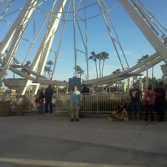 Photo taken at Ferris Wheel At The Pike by connie D. on 3/5/2012
