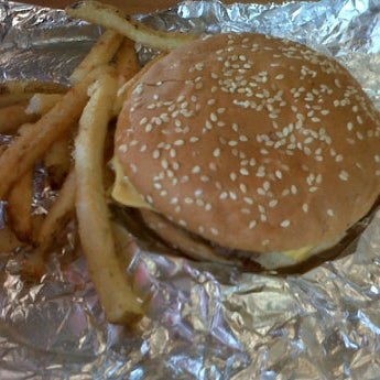 Photo taken at Five Guys by Gary B. on 7/28/2012