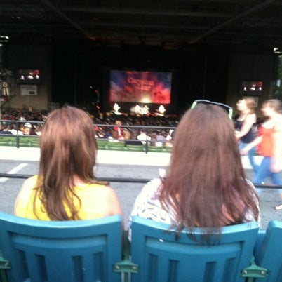 Photo taken at Xfinity Center by R K. on 8/25/2012