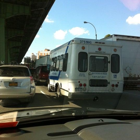Photo taken at Hamilton Avenue Bridge by Ronnie C. on 8/30/2011