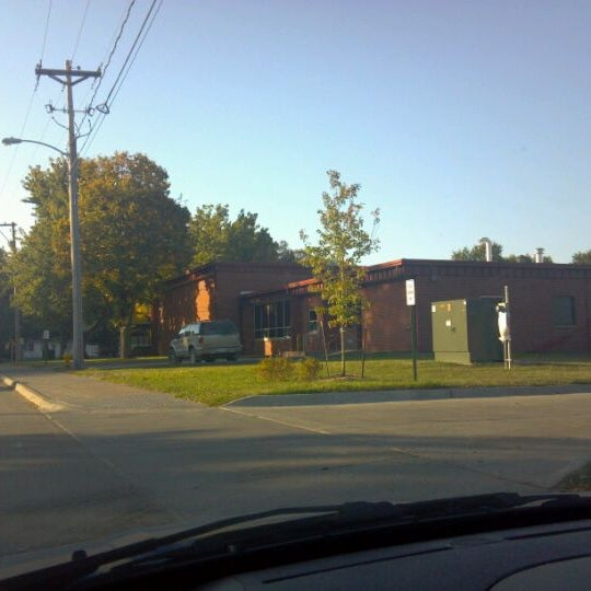 Photo taken at Woodlawn Elementary School by Ben A. on 10/4/2011