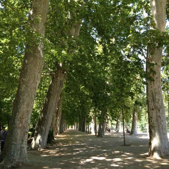 Jard n de la isla garden in aranjuez for Jardin de la isla aranjuez