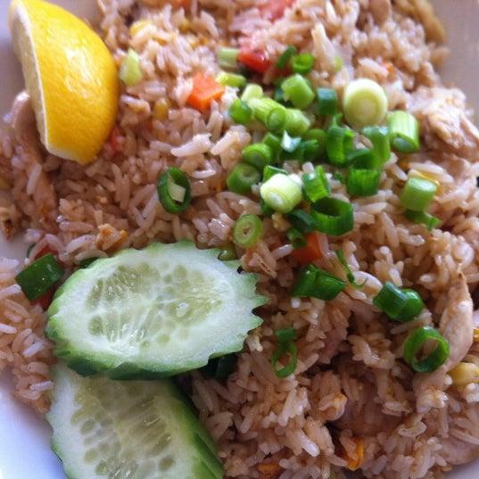 Photo taken at Taste of Thai by Carol on 6/19/2012
