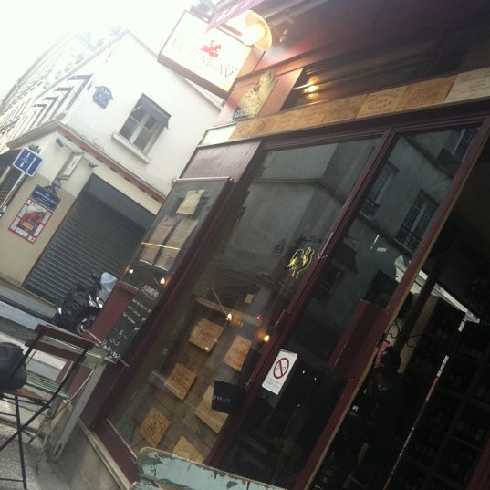 4/14/2011 tarihinde Marie L.ziyaretçi tarafından Le Barav'de çekilen fotoğraf