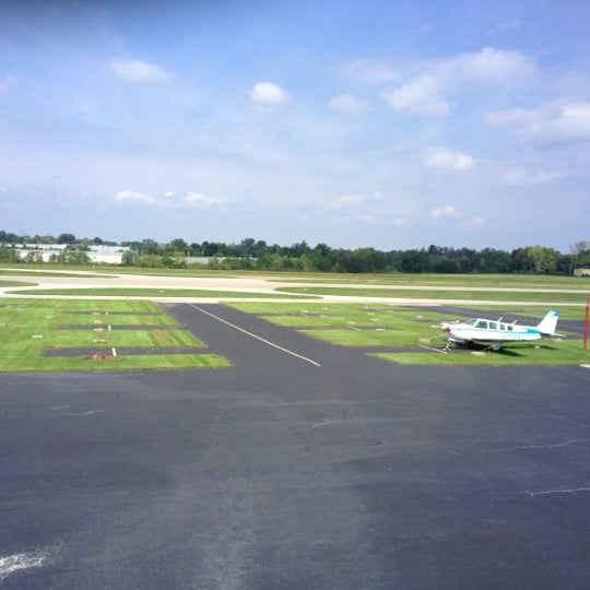 Photo taken at Clermont County Airport (I69) by Tom A. on 9/7/2012