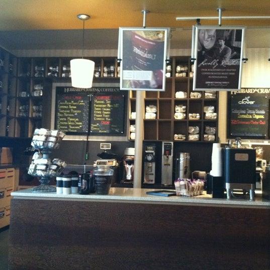 Photo taken at Hubbard & Cravens Coffee and Tea by Jon C. on 8/27/2011