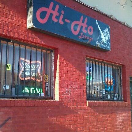 Photo taken at Hi-Ho Lounge by Tony L. on 9/9/2011