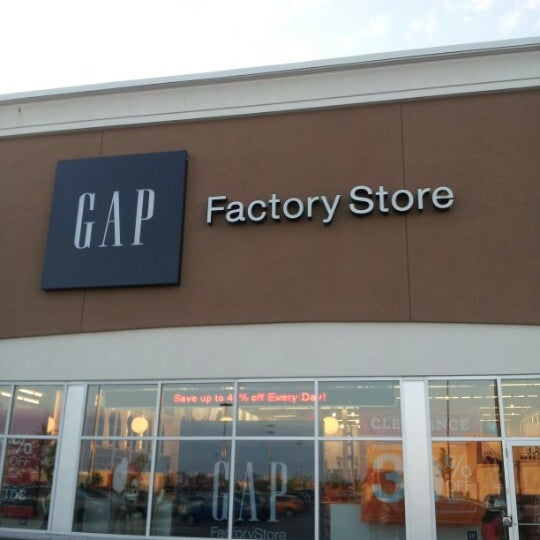 gap factory outlet