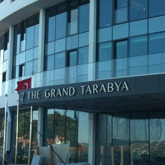 8/30/2012 tarihinde Hüseyin C.ziyaretçi tarafından The Grand Tarabya'de çekilen fotoğraf