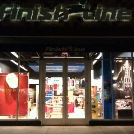 Finish Line Shoe Store Nyc