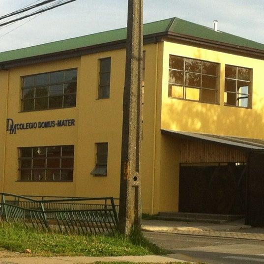 Colegio domus mater bueras 401 for Domus address