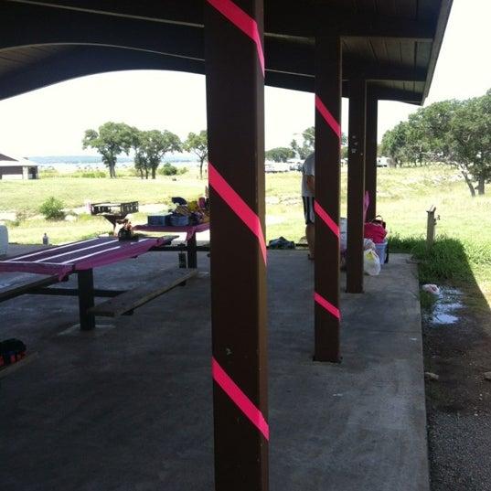 Photo taken at Potter's Creek Park by Medusa💋 on 7/28/2012