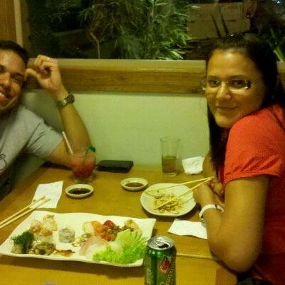 Foto tirada no(a) Sushi Koba por Emanuel L. em 3/6/2012