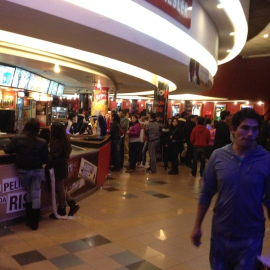 Photo taken at Cine Hoyts by Carlo Alberto U. on 4/28/2012