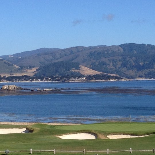 Photo taken at The Lodge at Pebble Beach by Robert A. on 6/26/2012
