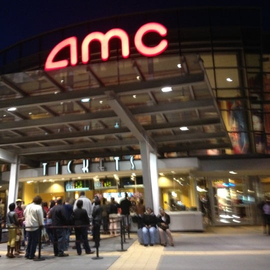 Photo taken at AMC Columbia 14 by Tasha D. on 3/17/2012