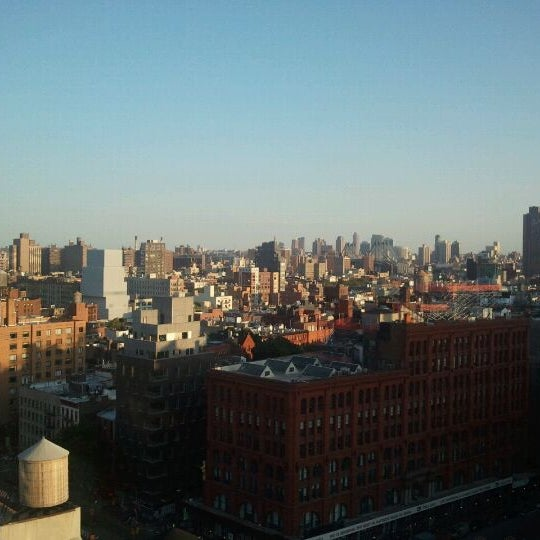 Photo taken at Meetup HQ Roof Deck by Don P. on 8/24/2011
