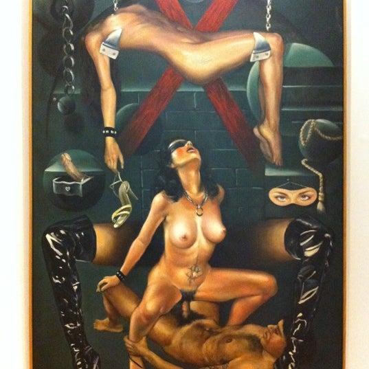 Foto tomada en Museu de l'Eròtica por Maria K. el 2/29/2012