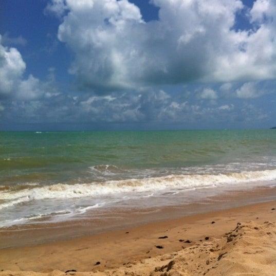 Foto tirada no(a) Praia de Guaxuma por Erik A. em 2/19/2012
