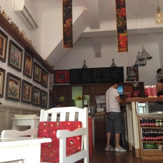9/1/2012 tarihinde Merve Y.ziyaretçi tarafından Ada Cafe'de çekilen fotoğraf