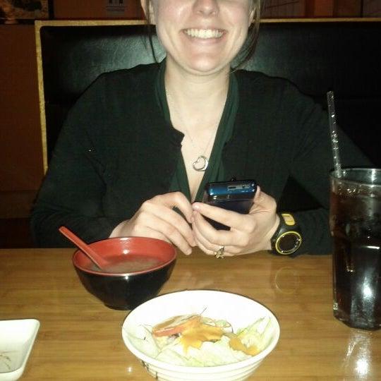 Photo taken at Matsu Japanese by Sigma X. on 1/23/2012