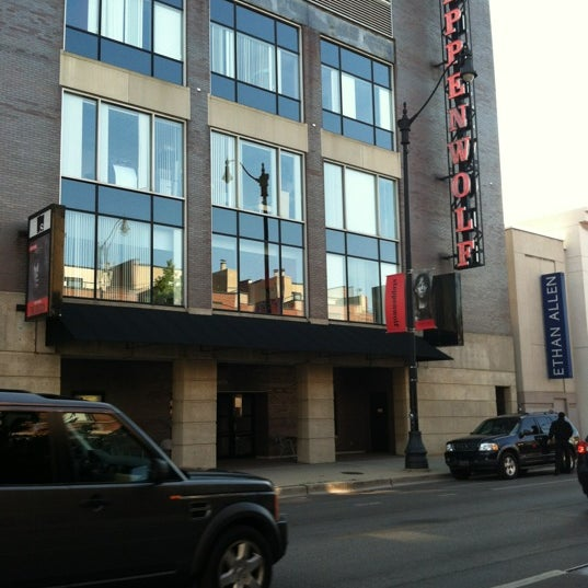 Photo taken at Steppenwolf Theatre Company by Bill D. on 5/31/2012
