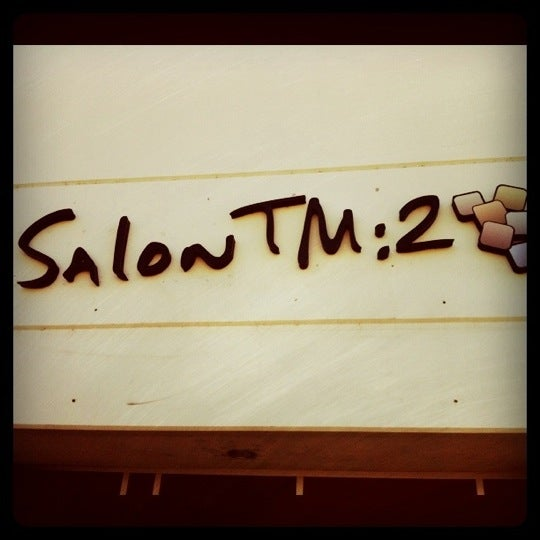 Photo taken at Salon TM:2 by Lauren J. on 9/6/2011