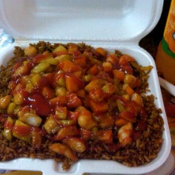 Jamaican mallah chicken