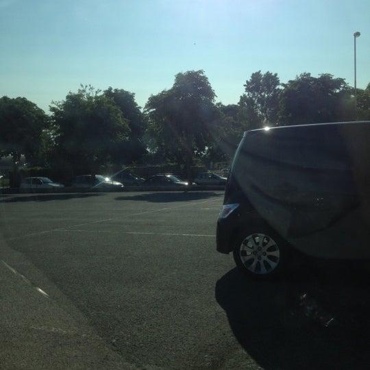 Photo taken at Parcheggio Via Sassonia by Namer M. on 5/17/2012