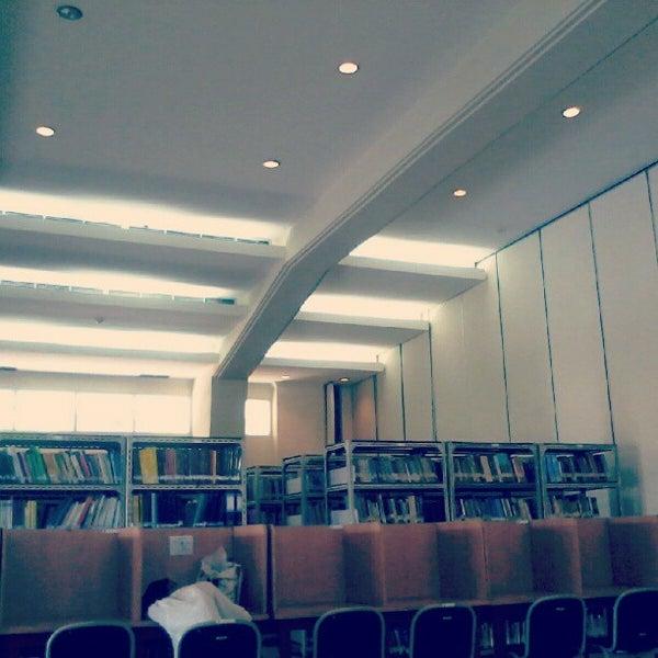 Photo taken at Institut Ilmu Sosial dan Ilmu Politik (IISIP) by Fenny A. on 6/8/2012