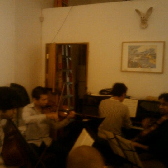 Photo taken at Culture Fix by Audrey L. on 1/25/2012