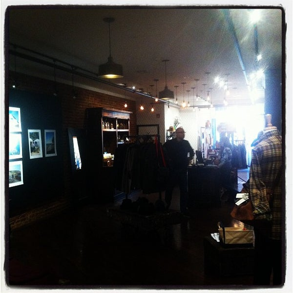Photo taken at Art in the Age of Mechanical Reproduction by Ben D. on 10/22/2011